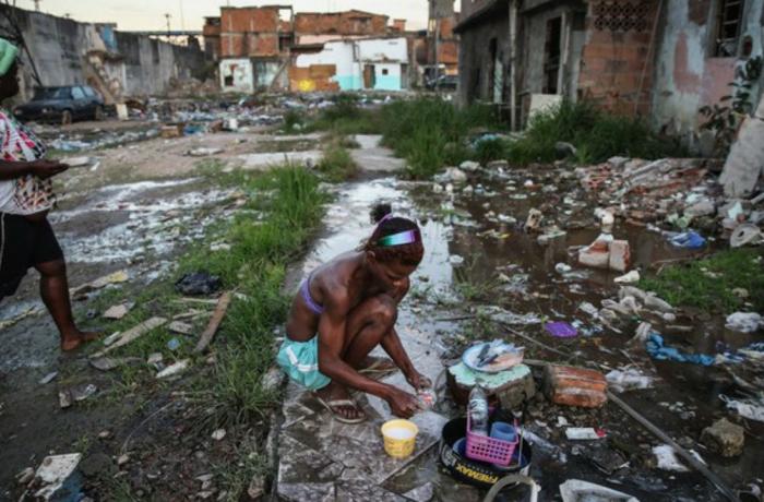 Brasileiros voltam a passar fome depois que PT saiu do poder