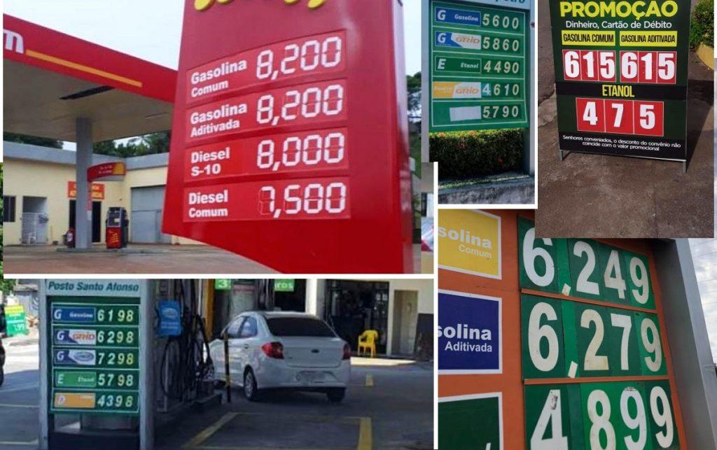 Aprovada na Câmara, mudança no ICMS não deve baixar preço da gasolina