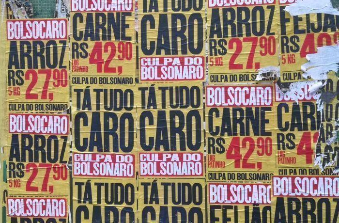 Necropolítica de Bolsonaro atinge diretamente a população carente